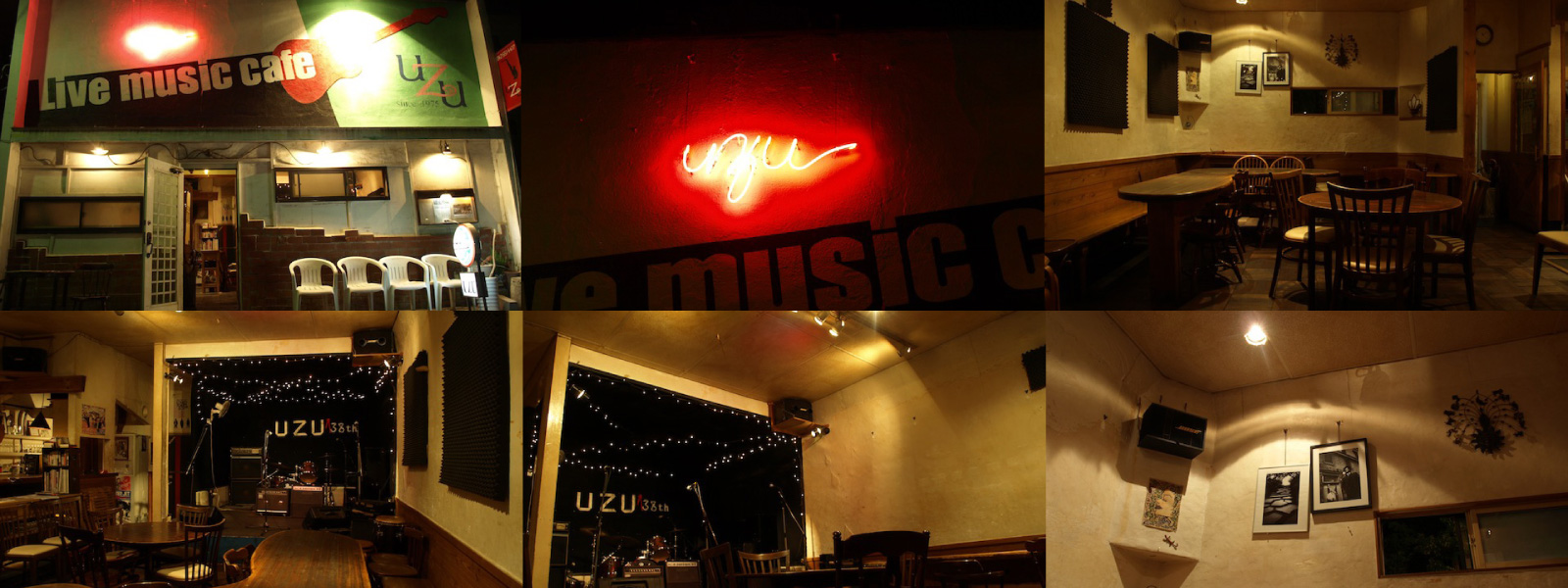 MUSIC CAFE UZU / 福生UZU